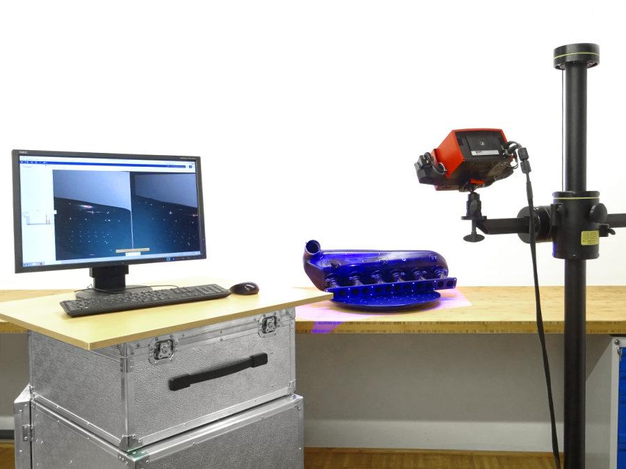 3D-Scan und Analyse