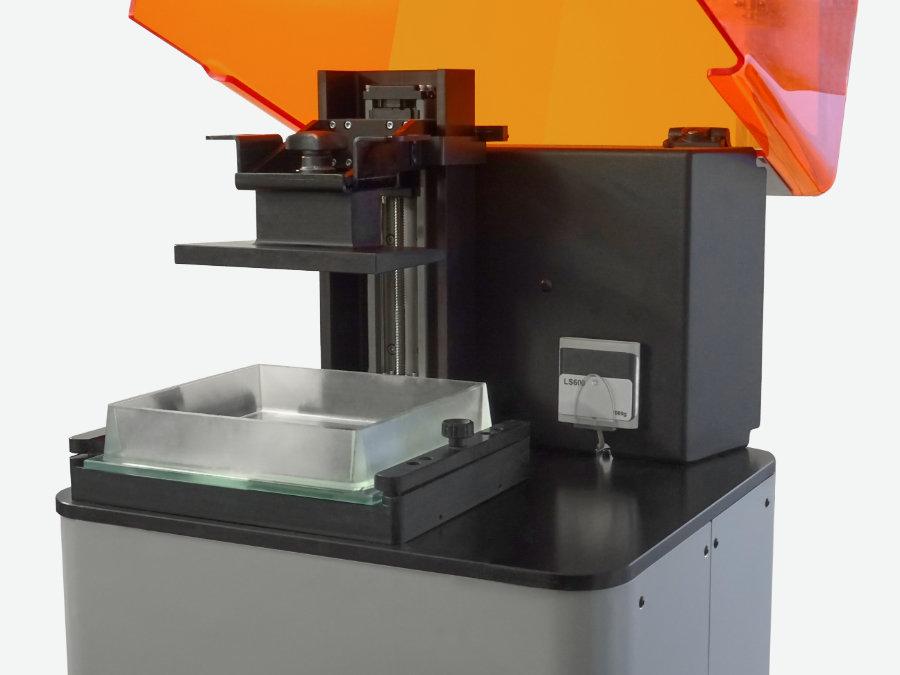 3D-Druck in höchster Präzision mit EnvisionTec VidaHD